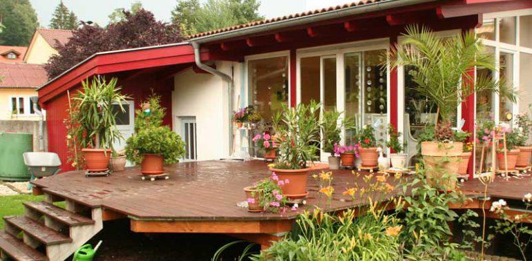 Terrassen & Pergolen